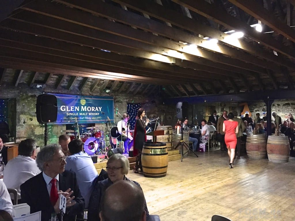 Glen Moray Opening Ceilidh