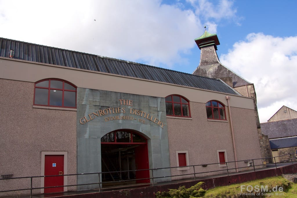 Glenrothes Stillhouse