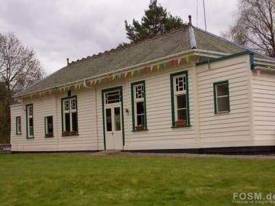 Alter Bahnhof als Tearoom