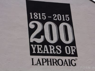 Feis Ile 2015 - Laphroaig Open Day