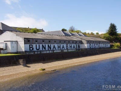 Bunnahabhain vom Pier aus