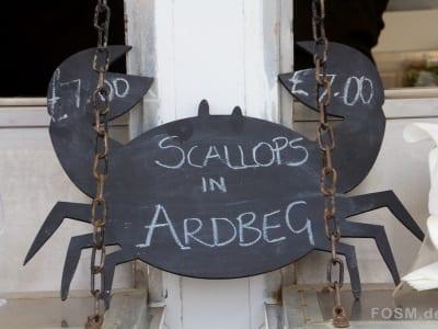 Scallops & Ardbeg