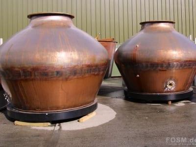 Brennblasen - pots