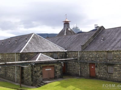 Glenfiddich Warehouse