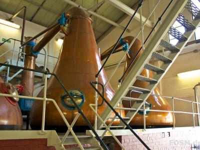 Lagavulin Distillery - Stillhouse