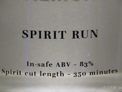 Probe mit 83%