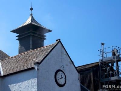 Laphroaig Distillery - Kiln