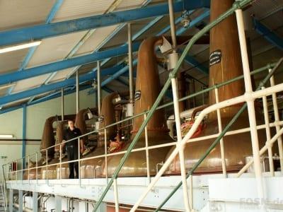 Laphroaig Distillery - Stillhouse