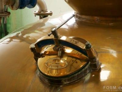 Spiegelungen im Kupfer