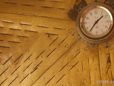 Ardmore Distillery Sieb aus Mash Tun