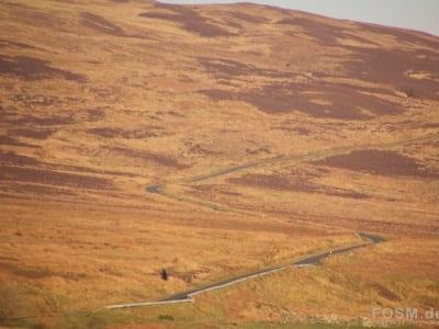 Jura Single Track Road