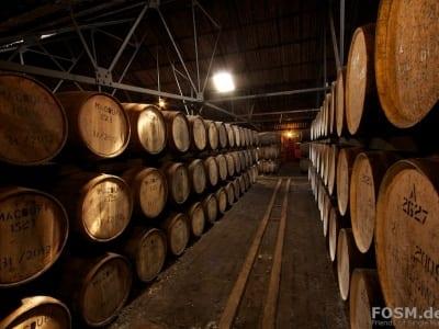 Glenfarclas Distillery - Warehouse