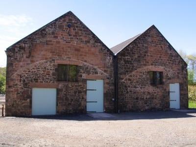 Annandale - Lagerhäuser