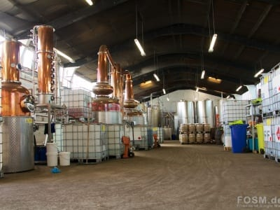 SRT17 - Glasgow Distillery