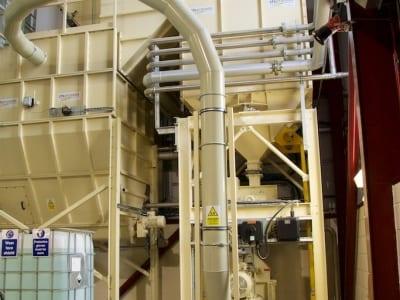 Inchdairnie - Mühle