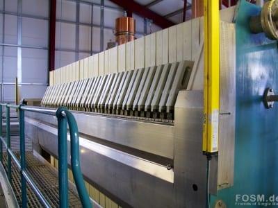 Inchdairnie - Filterplatten