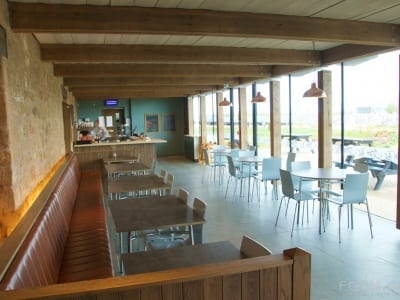 Kingsbarns - Café