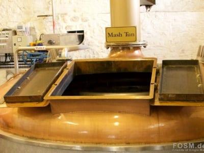 Daftmill - Mash Tun