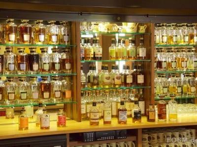 Edradour - Tasting Bar