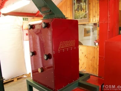 Edradour - Mühle