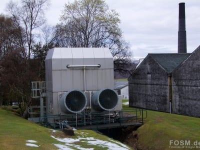 Tormore - Kühlturm