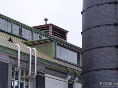 Tormore - Dachkonstrukion