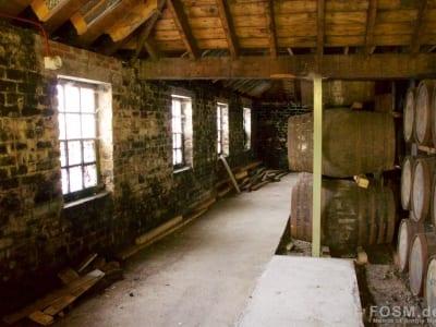 Balmenach - Warehouse 6
