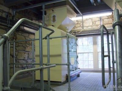 Speyburn - die Mühle