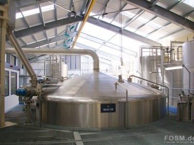 Glen Moray - neue Produktionshalle