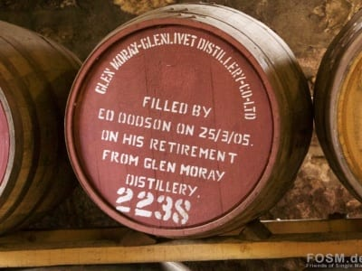 Glen Moray - Ed's letztes Fass