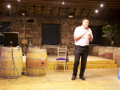 Glen Moray - Graham Coull beim MASTERY Tasting