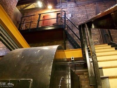 Springbank - Treppe zum Kiln