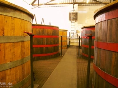 Springbank - Washbacks
