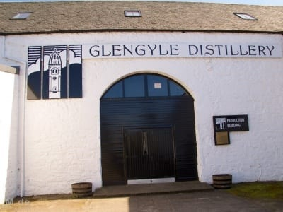 Glengyle - Produktionsgebäude