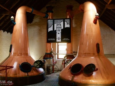 Glengyle - Pot Stills