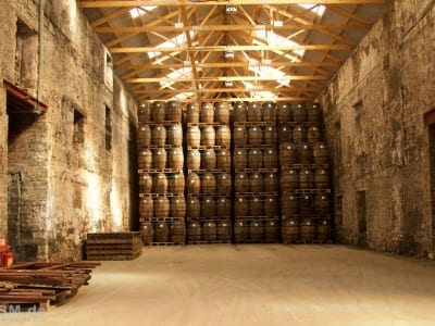 Glen Scotia - Pallatised Warehouse