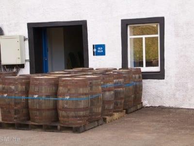 Glen Scotia - Neue Fässer