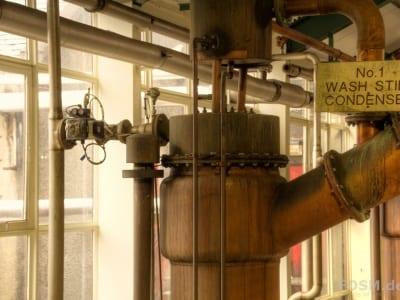 Ardmore Distillery Kondensator