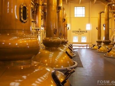 Glenmorangie - Still House Impressionen
