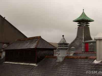 Ardmore Distillery Dach