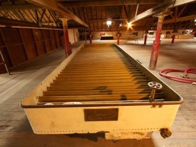 Ardmore Distillery Kühler Darrboden