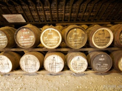 Glenfarclas Warehouse