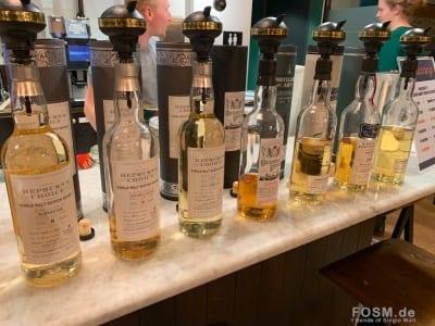 040Tastings - 7 Whiskys