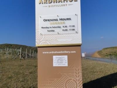 Eröffnung bei Ardnahoe