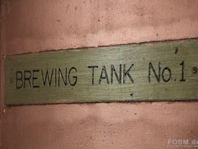 Bruichladdich - Brewing Tank