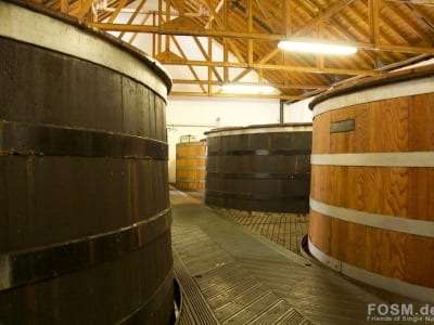 Bruichladdich - Washbacks