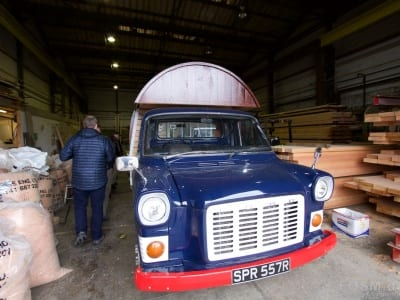 Brown's Vats - Fahrzeugbau