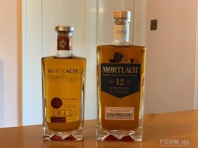 Mortlach Tasting - 1