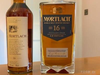 Mortlach Tasting - 2