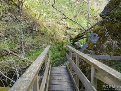 Dufftown - Giant's Chair walk